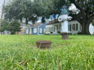 Outdoor Faucet - Yard Hydrant Repair & Installation